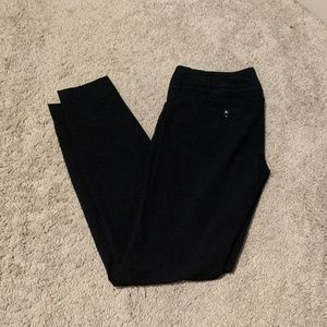 The Limited Exact Stretch Black Skinny Pant 2 Tall